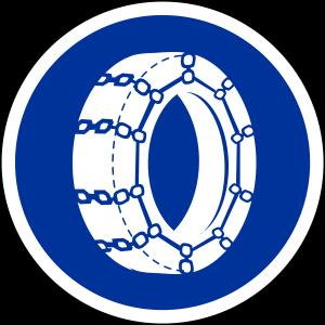 panneau chaîne